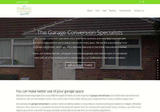 The Garage Conversion Specialists